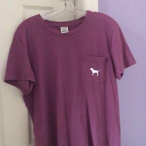 Pink/Victoria's Secret Shirt